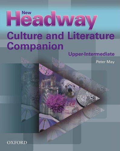 9780194711050: New Headway Upper-int Culture & Literature Companion