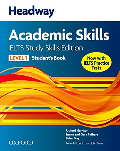 9780194711258: Headway Academic Skills IELTS Study Skills Edition: Student's Book with Online Practice