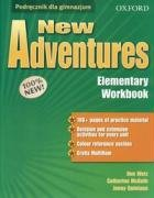 9780194712163: New Adventures Elementary Workbook + CD
