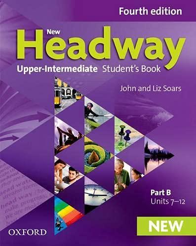 9780194713306: New Headway: Upper-Intermediate: Student's Book B