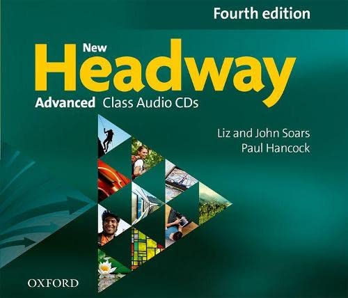 9780194713528: New Headway: Advanced C1: Class Audio CDs: The world's most trusted English course