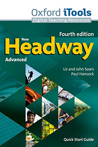 New Headway Advanced iTools DVD Rom: John Soars