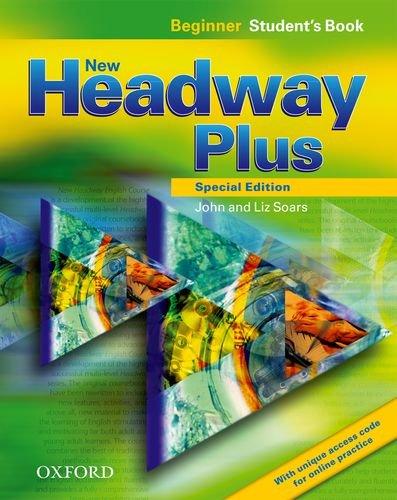 9780194713757: New Headway Plus : Beginner - Students Book
