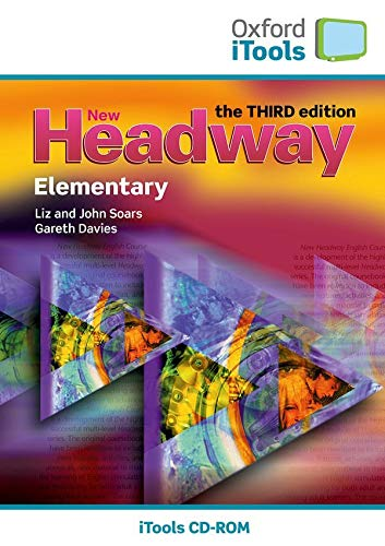 9780194714297: New Headway: Elementary: iTools: Headway Resources for Interactive Whiteboards