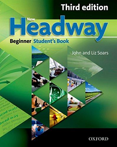 9780194714563: New Headway. Beginner (Headway ELT)