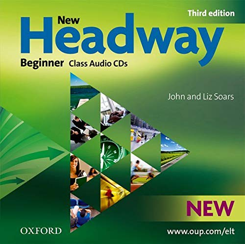 9780194714631: New Headway: Beginner Third Edition: Class Audio CDs (2) (Headway ELT)