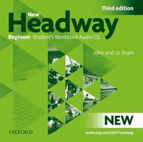 9780194714648: New Headway Beginner: Workbook Audio CD
