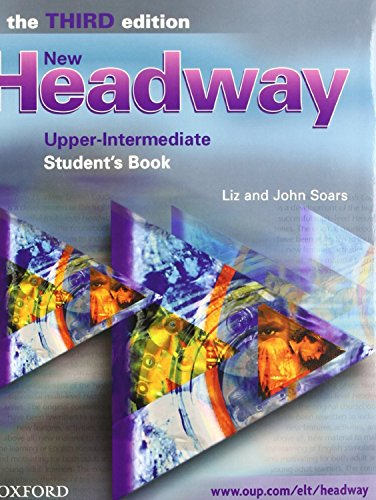 9780194714891: New Headway Upper-Intermediate 3ED: Student's Book+Workbook without Key Pack