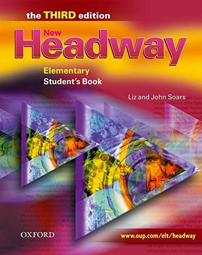 9780194715096: New Headway Elementary 3rd edition student's book