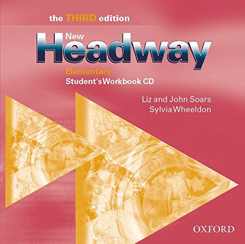 9780194715171: NEW HEADWAY ELEM STUDENT WB CD (1) 3E: Student's Workbook Audio CD Elementary level