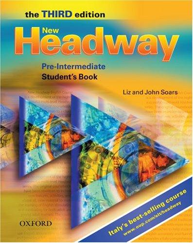 9780194715225: New headway. Pre-Intermediate. Student's book. Per le Scuole superiori