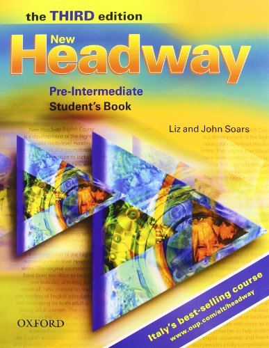 9780194715331: New headway. Pre-intermediate. Student's book-Workbook-Portfolio. Without key. Con espansione online. Per le Scuole superiori. Con CD Audio. Con CD-ROM