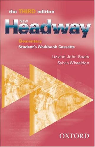9780194715423: New Headway: Student's Workbook Cassette Elementary level