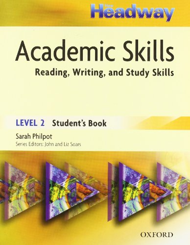9780194715676: New headway academic skills: reading & writing. Student's book. Per le Scuole superiori: New headway academic skills 2 sb