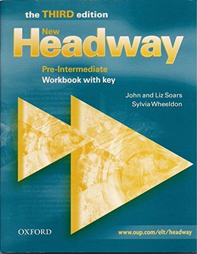 9780194715867: New Headway: Pre-Intermediate Third Edition: Workbook (With Key)