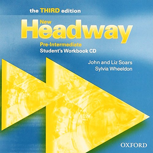 9780194715928: New Headway Pre-Intermediate: Workbook CD 3rd Edition: Student's Workbook Audio CD Pre-intermediate lev (New Headway Third Edition)