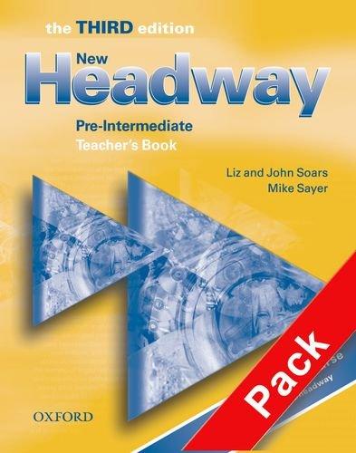 9780194715973: New headway pre-int teach.pack