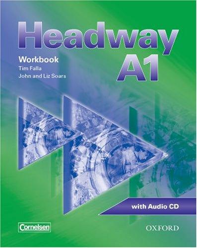 9780194716420: Headway - CEF - Edition. Level A1 - Workbook und CD