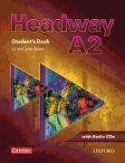 9780194716468: Headway - CEF - Edition. Level A2 - Student's Book mit Class CD