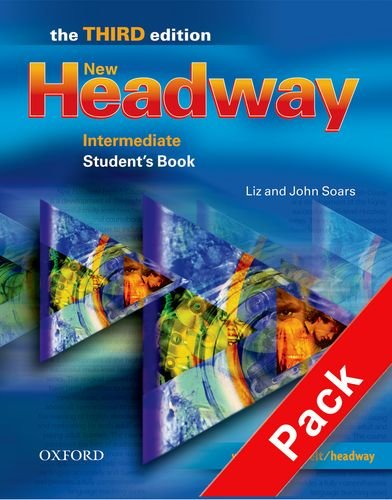 9780194716772: New headway. Intermediate. Student's book-Workbook. With key. Con CD Audio. Per le Scuole superiori