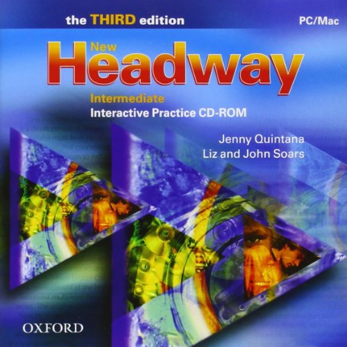 9780194716963: New Headway: Intermediate Third Edition: Interactive Practice CD-ROM