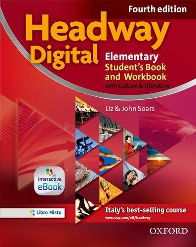 9780194717106: New headway digital. Elementary. Student's book-Workbook. Con e-book. Con espansione online. Per le Scuole superiori