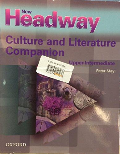 9780194717236: New Headway Upper-Intermediate Literature and Culture Companion