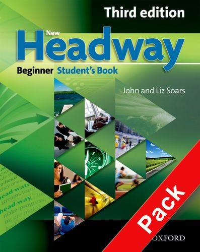 9780194717458: New headway. Beginner. Student's book-Workbook-Italcomp. With key. Con espansione online. Con CD Audio. Per le Scuole superiori