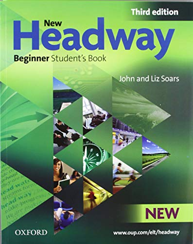9780194717496: New Headway Beginner Student's Book + Workbook with key Pack (3rd ED)