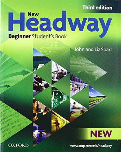 9780194717502: New Headway Beginner 3Ed Student's Book + Workbook without Key Audio Pack