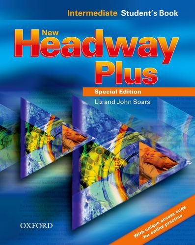 9780194717977: New Headway Plus Intermediate Student Book Pack