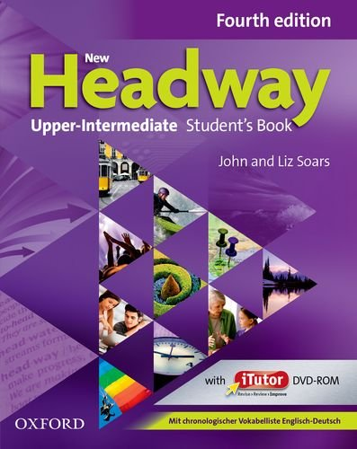 9780194718691: New Headway Upper-Intermediate. Student's Book with iTutor Pack (Germany & Switzerland)