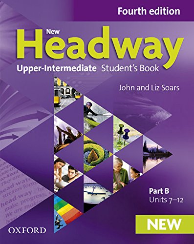 9780194718844: New Headway Upper-Intermediate: Student's Book Workbook Without Key Pack (4th Edition) (New Headway Fourth Edition)