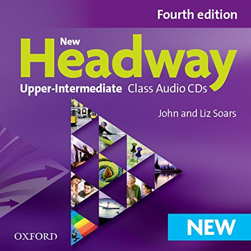 9780194718912: New Headway Upper Intermediate. 4th Edition. Con CD