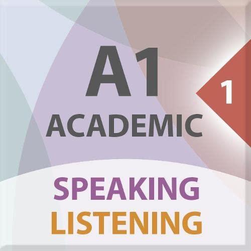 9780194720175: Oxford Online Skills Program: A1,: Academic Bundle 1, Speaking & Listening - Access Code: Skills Development Aligned to the Cefr