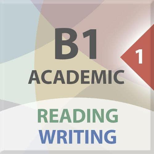 9780194720472: Oxford Online Skills Program: B1,: Academic Bundle 1, Reading & Writing - Access Code: Skills Development Aligned to the Cefr