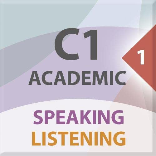 9780194720847: Oxford Online Skills Programme C1 Paired Academic 1 Speaking&Listening