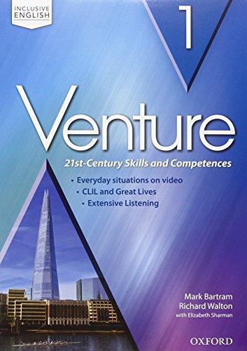 9780194721684: Venture. Vol. I. Mystudio. Con Student's Book. Con Workbook. Con Open Book