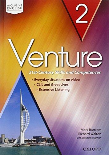 9780194721752: Venture. Vol. II. Con Student's Book. Con Workbook. Con Audio CD