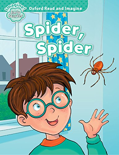 9780194722292: Oxford Read and Imagine: Early Starter:: Spider, Spider