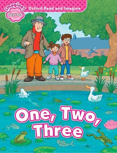 9780194722414: Oxford Read and Imagine: Oxford Read & Imagine Starter One Two Three