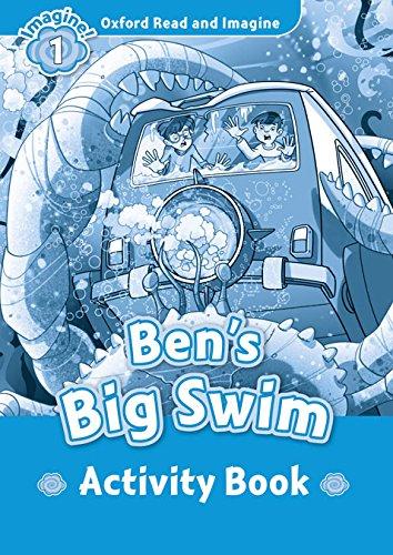 9780194722438: Oxford Read and Imagine: Level 1: Ben's Big Swim Activity Book