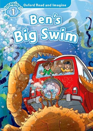 9780194722674: Oxford Read and Imagine: Level 1:: Ben's Big Swim