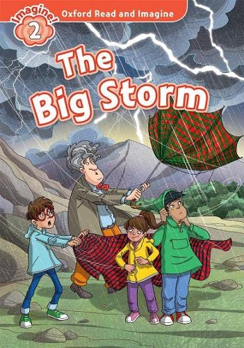 9780194722988: Oxford Read and Imagine: Level 2:: The Big Storm