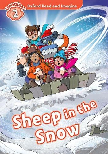 9780194723039: Oxford Read and Imagine: Level 2:: Sheep in the Snow