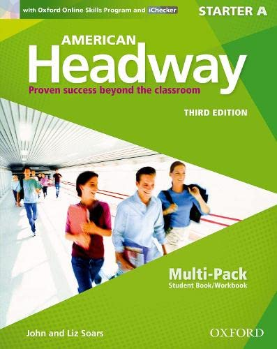 9780194725484: American Headway Third Edition: Level Starter Student Multi-Pack A (American Headway, Level Starter)