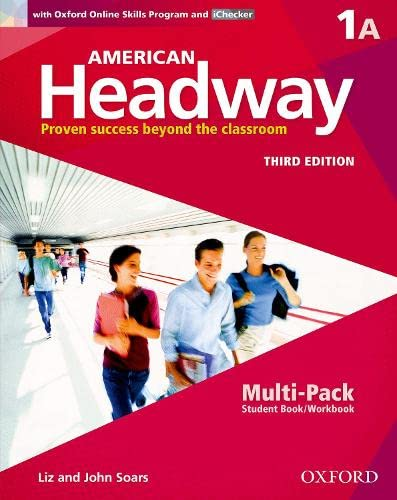 9780194725712: American Headway Third Edition: Level 1 Student Multi-Pack A (American Headway, Level 1)
