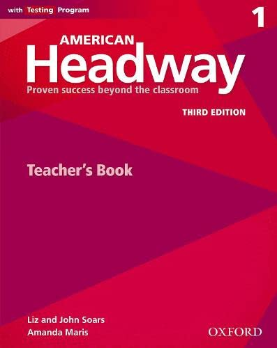 9780194725767: American Headway: One: Teacher's Resource Book with Testing Program: Proven Success beyond the classroom