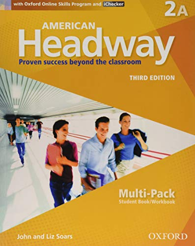 9780194725934: American Headway Third Edition: Level 2 Student Multi-Pack A (American Headway, Level 2)