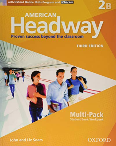 9780194725958: American Headway 2. Multipack B 3rd Edition (American Headway Third Edition)